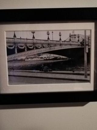 Décoration photo argentique vendu avec cadre