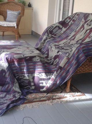 IKAT indonésien en coton