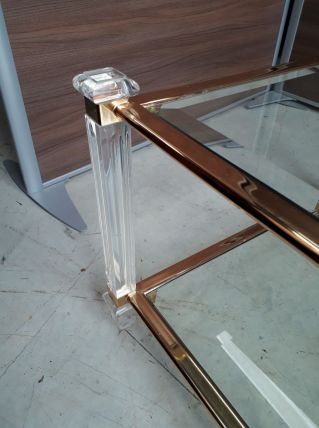 table basse design Pierre Vandel