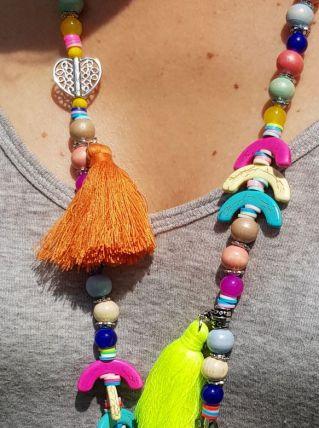 Collier Bohème Hippie