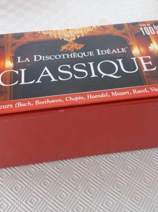 Coffret de 100 CD de musique classique