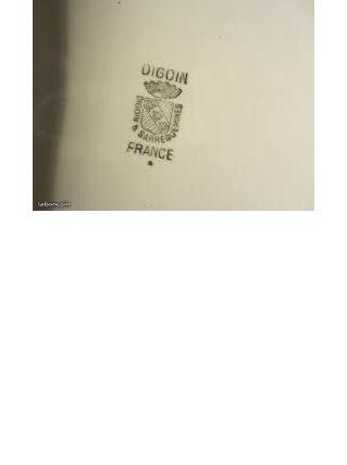 PLAT CREUX DIGOIN SARREGUEMINES/SIGNE