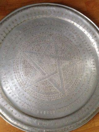 Plateau Marocain 85cm diamètre