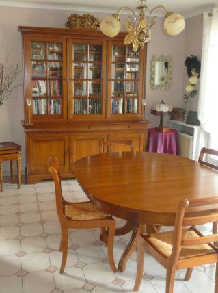 Table et Buffet-biblithèque