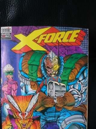 lot 25 comics Xforce