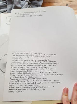 Livre Patek Philippe