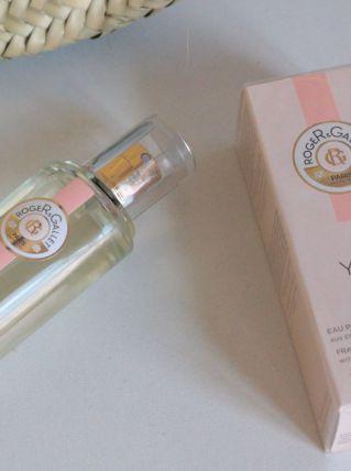 Eau fraiche parfumée Roger & Gallet