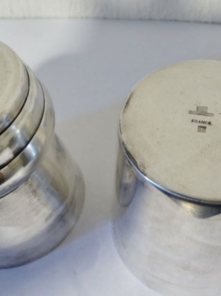 2 TIMBALES CHRISTOFLE