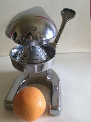 Presse-agrumes manuel à levier, en métal