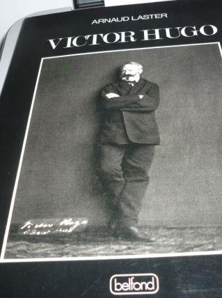 Livre Victor Hugo de Arnaud Laster