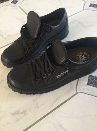 Chaussures noires MENPHISTO 43,5