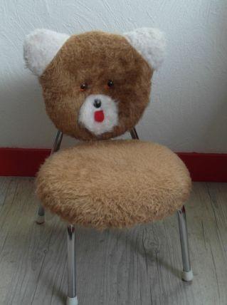 Chaise nounours