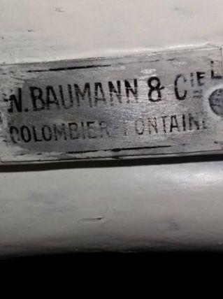 Chaises bistrot Baumann