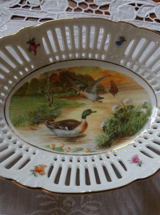 Panière porcelaine Schumann