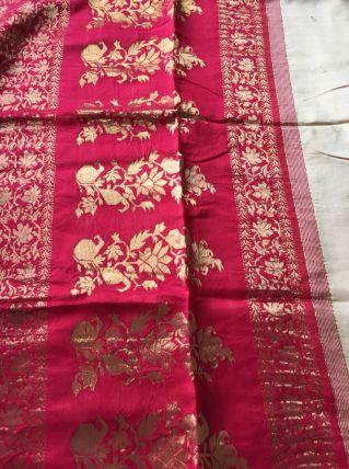 Etoffe indienne pour sari