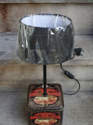 """LAMPE DE SALON OU CHEVET """"La mère Poulard"""""""