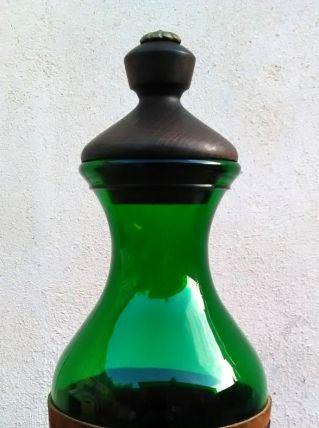 Jolie bouteille en verre