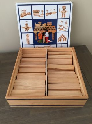 Boîte de 100 Kapla
