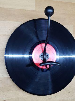 Patère Disque vinyle