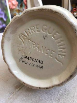 Cafetière ou Théière Sarreguemines Amazonas