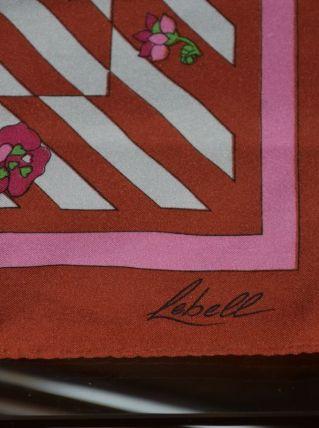 foulard vintage