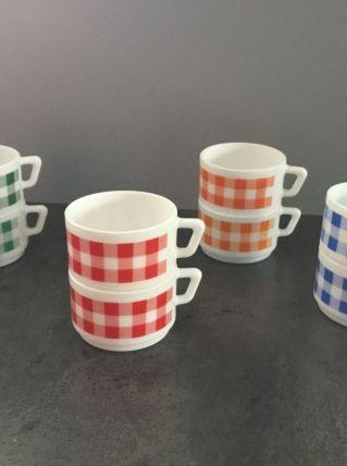 Tasses à café vintage