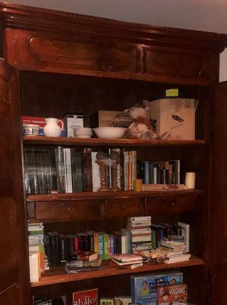 Armoire / bibliothèque