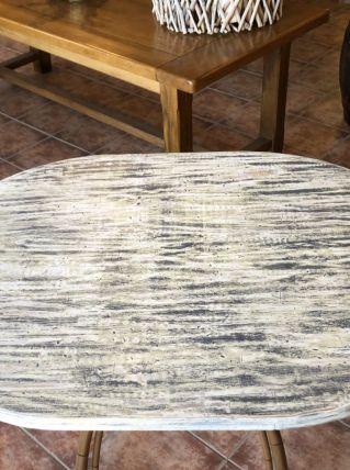 Table à manger ovale TM015