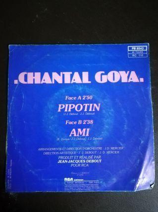 45T - Chantal GOYA-PIPOTIN et AMI
