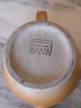picher RICARD ANCIEN