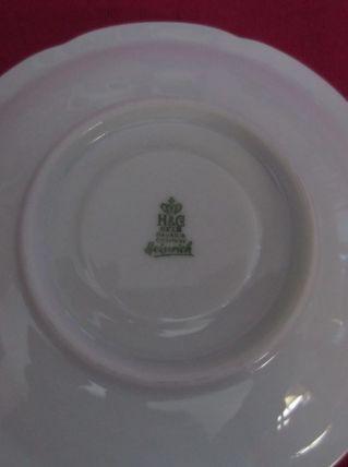 Service a Café Porcelaine de Bavière