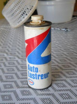bidon accessoire auto ESSO vintage