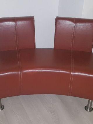 Canapé designe cuir