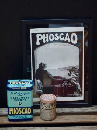 Pub ancienne années 30 PHOSCAO