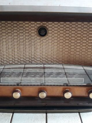 POSTE RADIO CLARVILLE