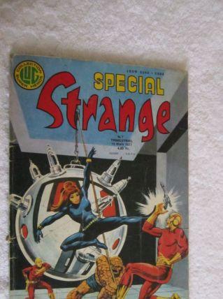 Spécial Strange N° 7 - 1977