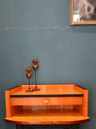 Table de chevet année 60 vintage