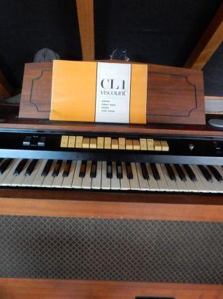 vend orgue année 1978