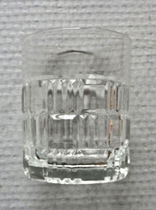 Lot de 5 verres à whisky