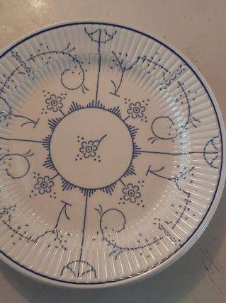 Assiette plate Royal boch