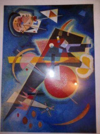 Lithographie de kandinsky