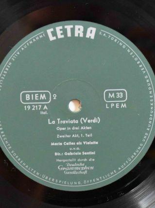 La Traviata - Verdi (Maria Callas)