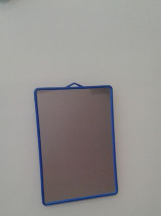 Miroir bleu 70