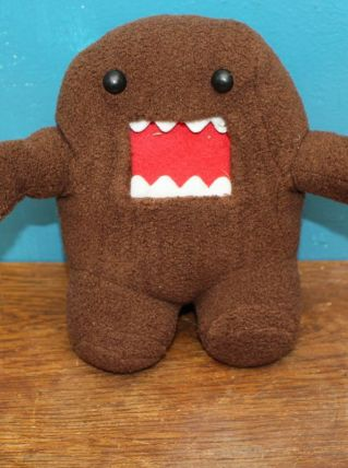 PELUCHE DOMO -KUN PLUSH KAWAII JAPON