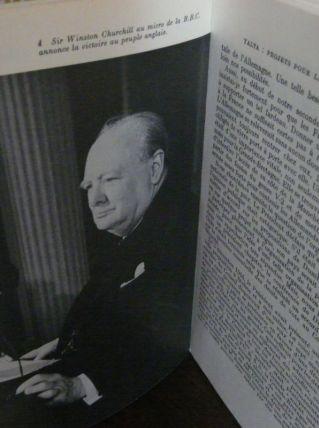 Churchill-2ème guerre mondiale.12 vol.photos noir et  blanc
