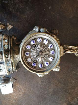 Horloge en bronze napoleon 3