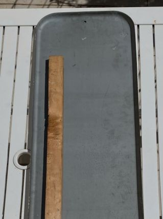 Plaque Thermomètre huile LABO