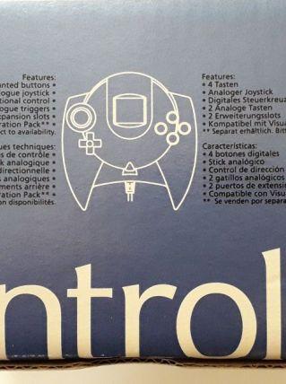 Dreamcast - Manette de jeu