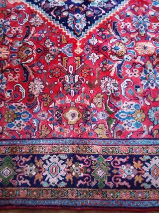 Grand tapis perse