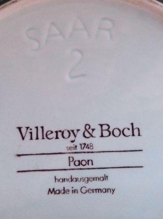 Cache-pot Villeroy & Boch   Modèle  PAON